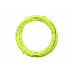 bowden radiacej 1.2/4.0mm SP 4RACE 10m reflexné žltý role