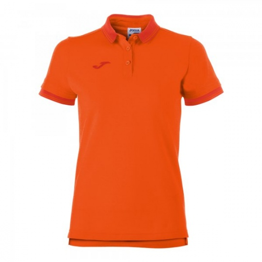 POLO SHIRT BALI II ORANGE WOMAN S/S