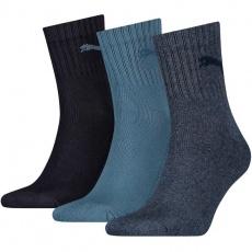 Socks Puma Short Crew 3Pack 906110 14