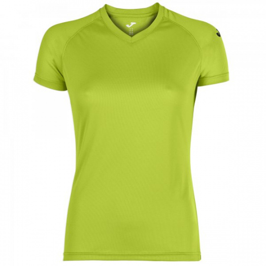 EVENTOS T-SHIRT LIME S/S WOMAN PACK 25