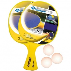 DONIC Playtec table tennis set
