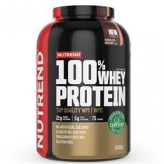 100% Whey Protein 2,25 kg NEW čokoláda lieskový orech + Šejker ZADARMO