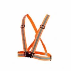 šle reflexní elastické oranžové