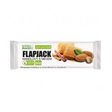 flapjack madlový s medem NATURAL BARS 40g