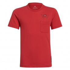 Adidas Manchester United Tee Jr GR3881