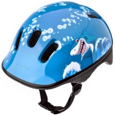 Bicycle helmet Meteor KS06 Baby Shark size S 48-52cm Jr 24829