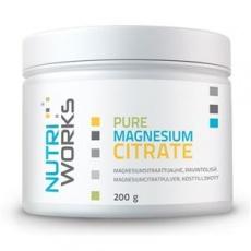Pure Magnesium Citrate 200g (Čistý citrát horečnatý)