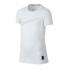 Nike Compression SS Jr 858233-100 thermoactive shirt