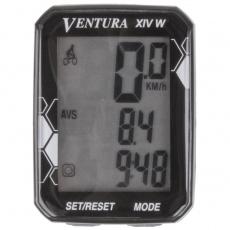 computer VENTURA 14 funkcií bezdrôtový čierny