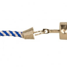 Allright nylon rope 280cm blue