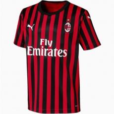 AC Milan Home Shirt Replica SS Jr 755861 01