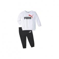 Puma Minicats Essentials Jogger Junior Tracksuit 584859 02