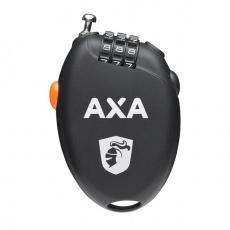 zámok AXA Roll 75x1,6mm čierny