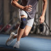 The adidas M knee stabilizer