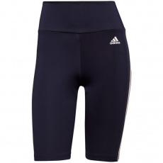 Adidas 3 Stripes High Rise Shorts W GT0187