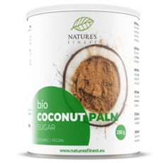 Coconut Palm Sugar Bio 250g (Kokosový cukr)