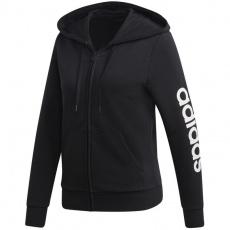 Adidas Essentials Linear FZ HD W DP2401 training sweatshirt
