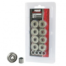 ABEC-7 CARBON bearings (8 pcs) NILS EXTREME 16-31-004