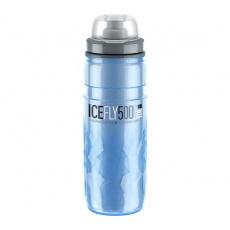 fľaša ELITE Ice Fly, modrá 500 ml