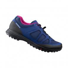 topánky Shimano ET3W fialové