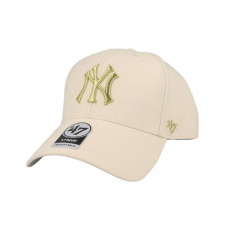 47 Brand Cap MLB New York Yankees Metallic Snap '47 MVP B-MTLCS17WBP-NT