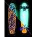 Street Surfing Skateboard Street Surfing BEACH BOARD Glow Mystic Forest