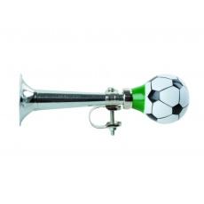 houkačka kovová fotbal