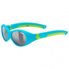 okuliare UVEX Sportstyle 510 modro / zelenej