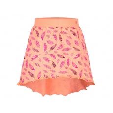 sukne dievčenské LOAP Batley oranžová