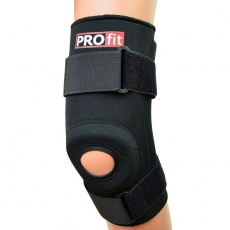 Knee elastic with PROFIT / straps