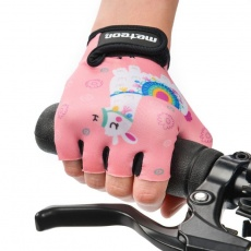 Cycling gloves Meteor Jr 26163-26165
