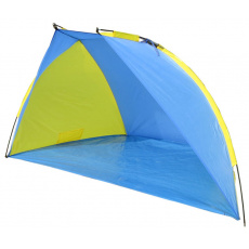 stan plážový 220x115x120cm svetle-modro / žltý