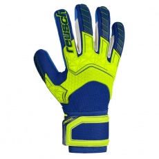 Goalkeeper gloves Reusch Attrakt Freegel S1 LTD Jr 50 72 263 2199