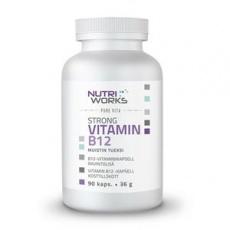 Strong Vitamín B12 90 kapsúl (Silný vitamín B12)