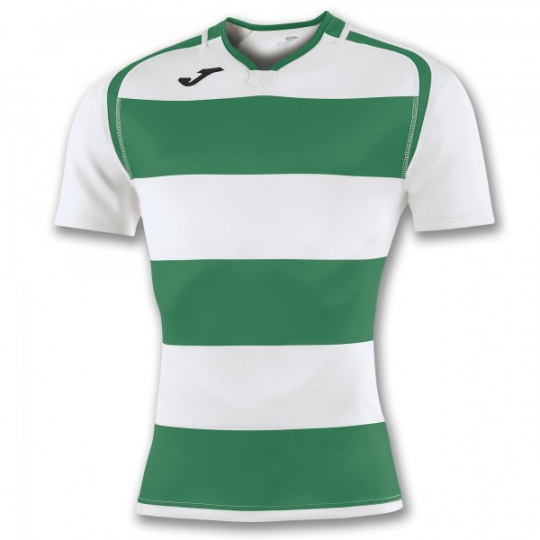 T-SHIRT PRORUGBY II GREEN-WHITE S/S