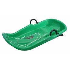 klzák plastový Twister zelený