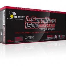 Olimp L-Carnitine 1500 Extreme Mega Caps S80014