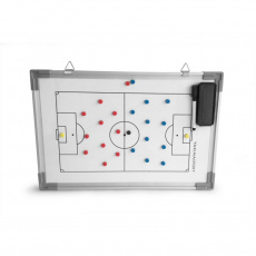 30x45cm tactical board with Yakimasport 100155 magnets