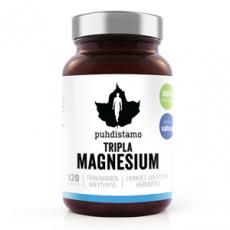 Triple Magnesium 120 kapslí (Hořčík)