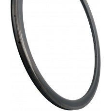 ráfik javax Carbon Road 40mm 24děr Clincher