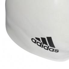 Adidas silicone cap white FJ4965