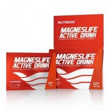 nápoj Nutrend MagnesLife Active Drink 10x15 g pomeranč