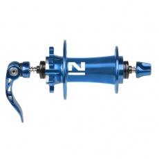 náboj Novatec D791SB / A Al 32d predný modrý