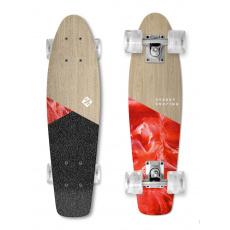 Street Surfing Skateboard Street Surfing BEACH BOARD WOOD Bloody Mary