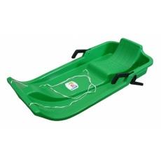 klzák plastový UFO zelený