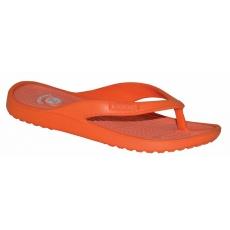 topánky dámske LOAP FERA žabky oranžové