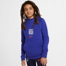 Chelsea FC Fleece Hoodie Jr CK9363 471 football shirt