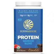 Proteín Blend BIO 750g čokoláda (Hrachový, konopný proteín a goji)