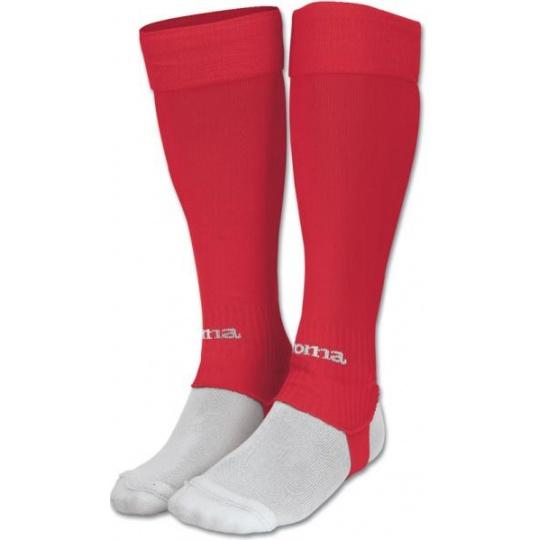 RED 103 LEG FOOTBALL SOCKS
