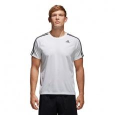 Adidas D2M TEE 3S M BK0971 training shirt